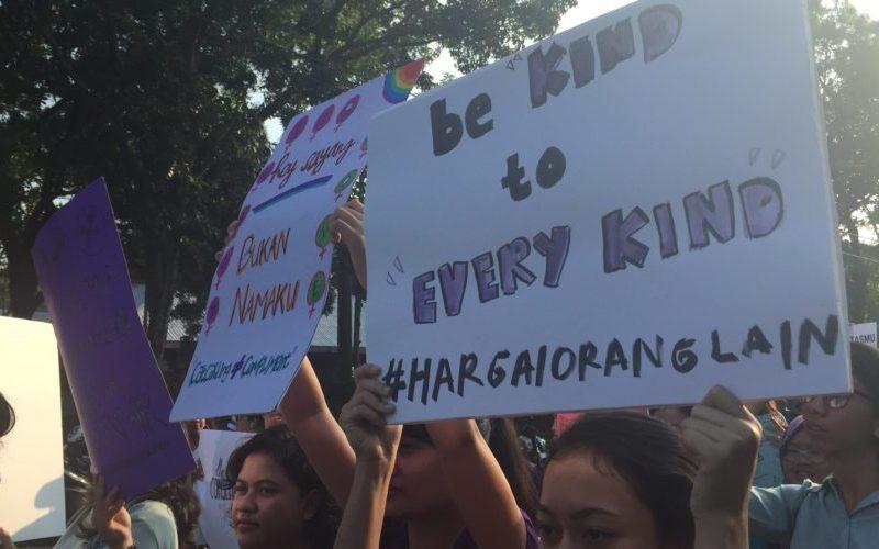 Laporan Kegiatan: Women's March Bali 2018