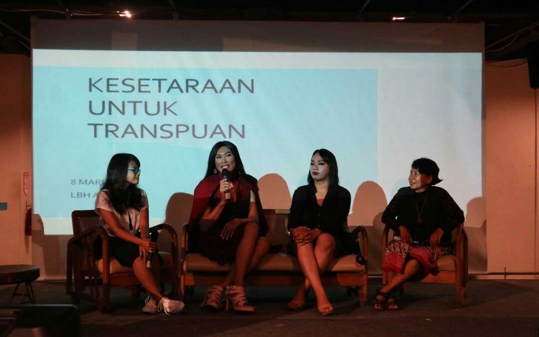 Diskriminasi terhadap Transpuan di Indonesia